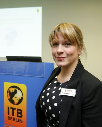 "ITB Berlin 2016 - ITB Business Travel Days - Anne-Katrin Schulz, Leiterin Unternehmenskommunikation und Marketing, BDAE; ""Gut geplant, sicher entsandt – Mitarbeiterentsendungen ins Ausland richtig planen"" ITB Berlin 2016 - ITB Business Travel Corporate Day - Florian Storp, Vice President and General Manager for Germany, Switzerland and Eastern Europe, American Express Global Business Travel; ""How To Organize Expat Activities"""
