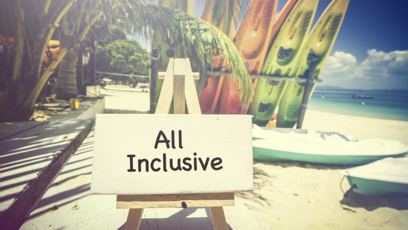 All-Inclusive-Urlaub